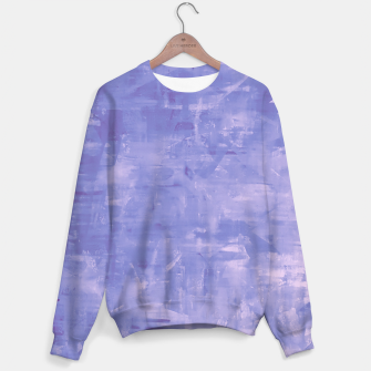 Thumbnail image of Artsy Blue Sweater, Live Heroes