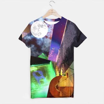 Thumbnail image of Moon Atmosphere T-shirt, Live Heroes
