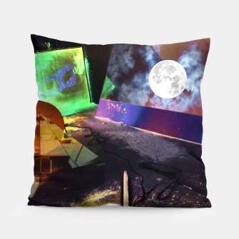 Thumbnail image of Moon Atmosphere Coussin, Live Heroes