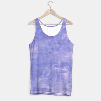 Thumbnail image of Artsy Blue Tank Top, Live Heroes