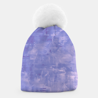 Thumbnail image of Artsy Blue Beanie, Live Heroes