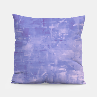Thumbnail image of Artsy Blue Pillow, Live Heroes