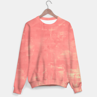 Thumbnail image of Artsy Pink Sweater, Live Heroes