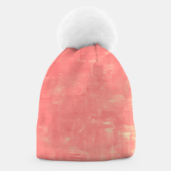 Thumbnail image of Artsy Pink Beanie, Live Heroes