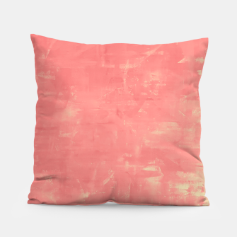 Thumbnail image of Artsy Pink Pillow, Live Heroes