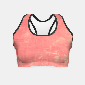 Thumbnail image of Artsy Pink Crop Top, Live Heroes