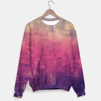Thumbnail image of Artsy Ombre Sweater, Live Heroes