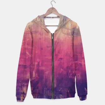Thumbnail image of Artsy Ombre Hoodie, Live Heroes