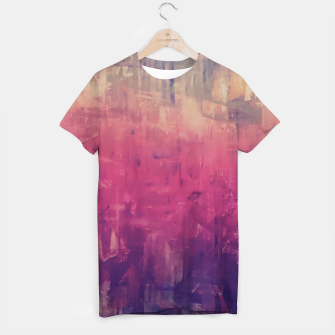 Thumbnail image of Artsy Ombre T-shirt, Live Heroes