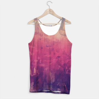 Thumbnail image of Artsy Ombre Tank Top, Live Heroes