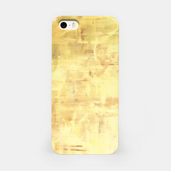 Miniatur Artsy Yellow iPhone Case, Live Heroes