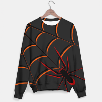 Scary Spider Sweater thumbnail image