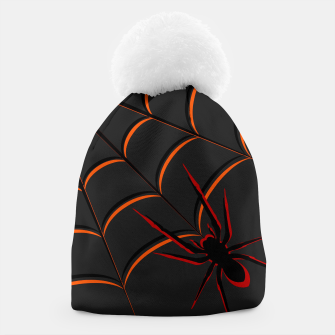 Scary Spider Beanie thumbnail image