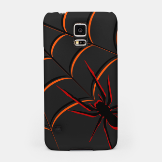 Scary Spider Samsung Case thumbnail image