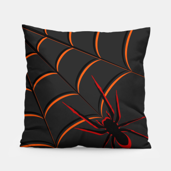 Scary Spider Pillow thumbnail image