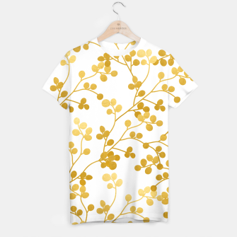 Thumbnail image of Golden Vines T-shirt, Live Heroes