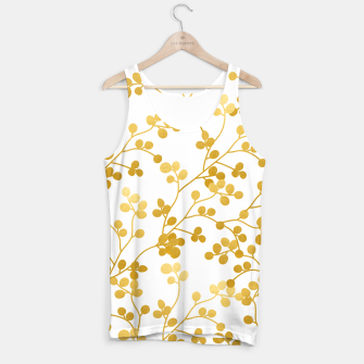 Thumbnail image of Golden Vines Tank Top, Live Heroes
