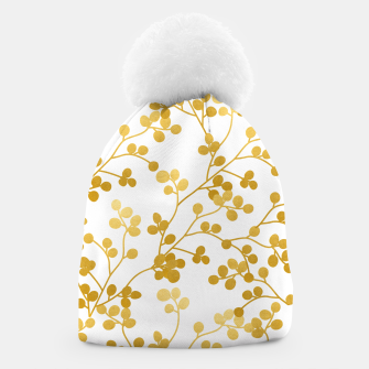 Thumbnail image of Golden Vines Beanie, Live Heroes