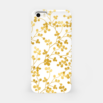 Thumbnail image of Golden Vines iPhone Case, Live Heroes