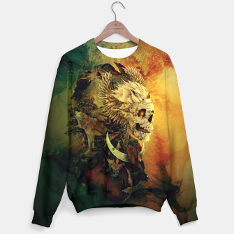 Thumbnail image of Skull Lord III Sweater, Live Heroes