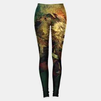 Thumbnail image of Skull Lord III Leggings, Live Heroes