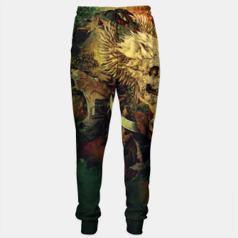 Thumbnail image of Skull Lord III Sweatpants, Live Heroes