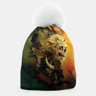 Thumbnail image of Skull Lord III Beanie, Live Heroes