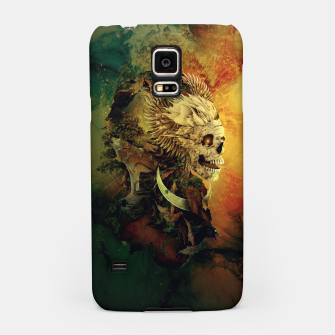 Thumbnail image of Skull Lord III Samsung Case, Live Heroes
