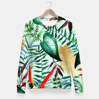 Paradise Fitted Waist Sweater thumbnail image