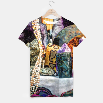 Thumbnail image of Minerals T-shirt, Live Heroes