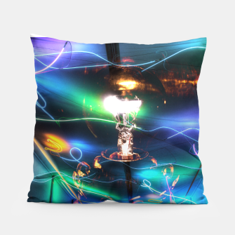 Thumbnail image of Rainbow Atmosphere Coussin, Live Heroes