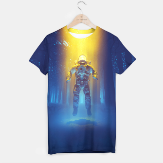 Thumbnail image of Forest Flux T-shirt, Live Heroes