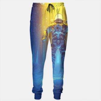 Thumbnail image of Forest Flux Sweatpants, Live Heroes