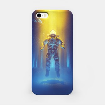 Miniatur Forest Flux iPhone Case, Live Heroes
