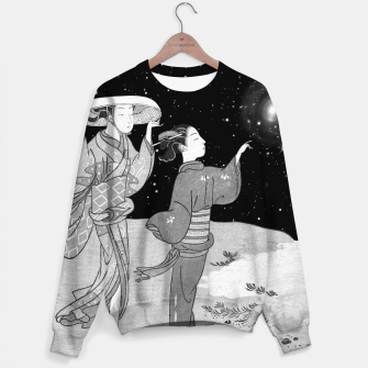 Thumbnail image of Guiding Galaxy Sweater, Live Heroes