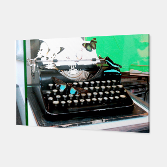 Thumbnail image of Typewriter Toile, Live Heroes
