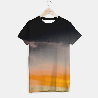 Thumbnail image of Sunset T-shirt, Live Heroes