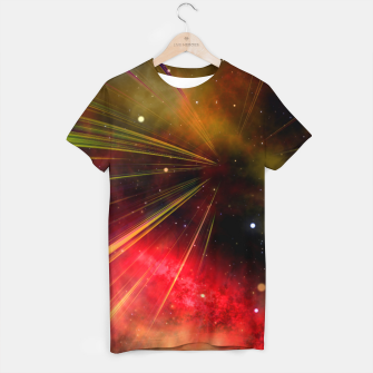 Thumbnail image of Space Rider  T-Shirt, Live Heroes