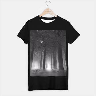 Miniatur Soul of the Forest B&W T-shirt regular, Live Heroes