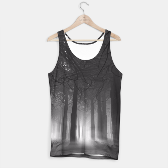Miniatur Soul of the Forest B&W Tank Top, Live Heroes