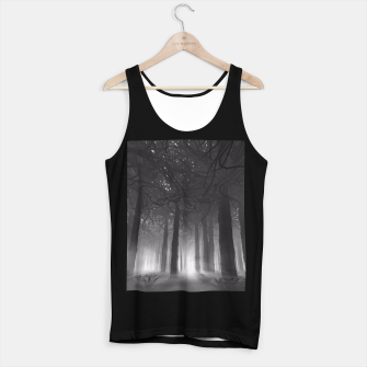 Miniatur Soul of the Forest B&W Tank Top regular, Live Heroes