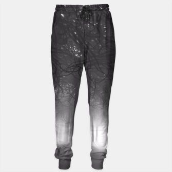 Thumbnail image of Soul of the Forest B&W Sweatpants, Live Heroes