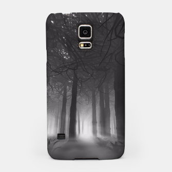 Miniatur Soul of the Forest B&W Samsung Case, Live Heroes