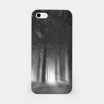 Miniatur Soul of the Forest B&W iPhone Case, Live Heroes