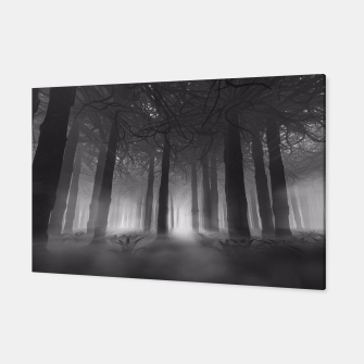 Miniatur Soul of the Forest B&W Canvas, Live Heroes