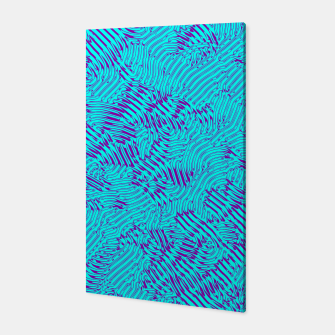 Miniatur Abstract Pattern Canvas, Live Heroes