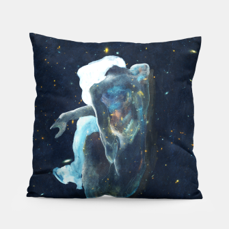 Thumbnail image of Sitting by the Stars Pillow, Live Heroes