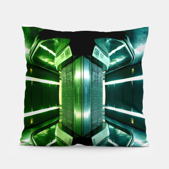 Thumbnail image of Martian Artmosphere Coussin, Live Heroes