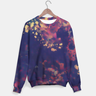 Thumbnail image of Flowery Abstract Sweater, Live Heroes