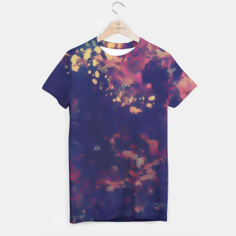 Thumbnail image of Flowery Abstract T-shirt, Live Heroes